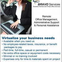 BRAVO Services - Remote Business Support